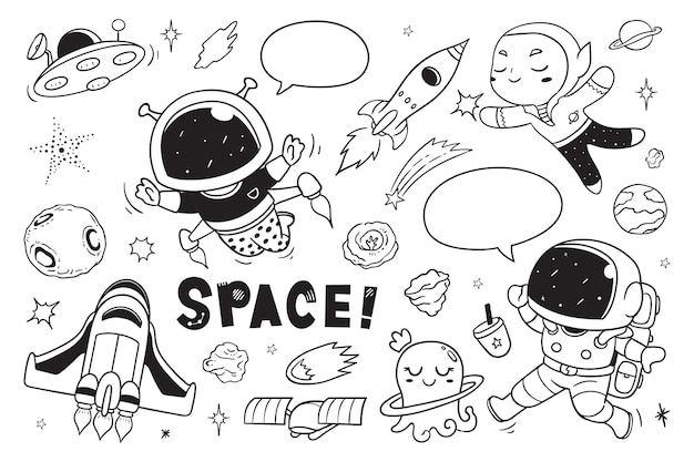 Hey space doodle
