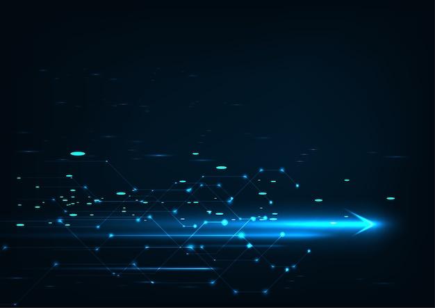 Hi speed concept