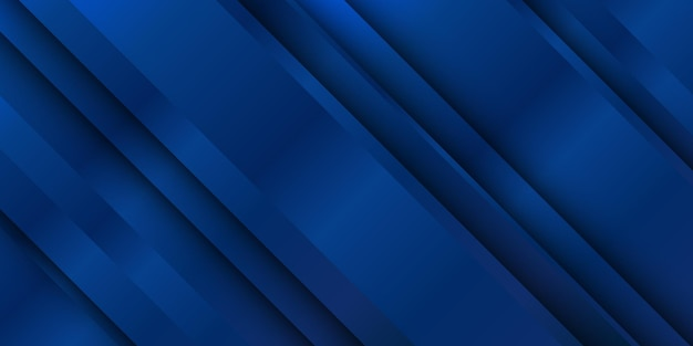 High contrast blue and white glossy stripes. abstract tech background