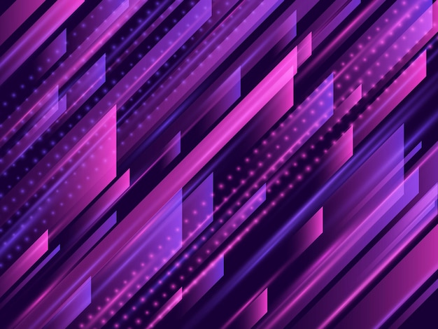 High speed hitech abstract technology background vector illustration
