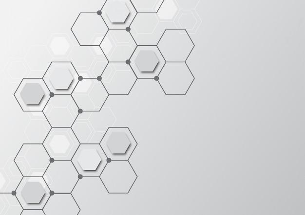幾何学的なハイテク技術