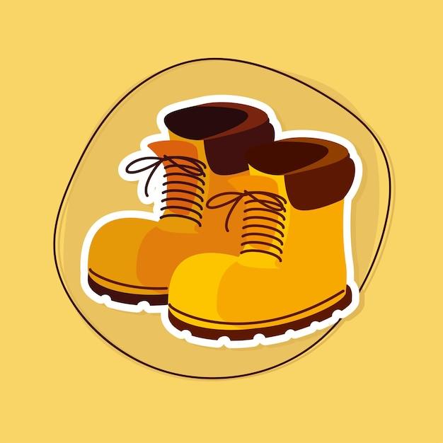 Аксессуар для походных ботинок