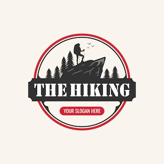 Hiking logo design inspiration,