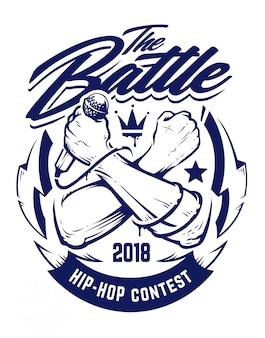 Эмблема хип-хоп