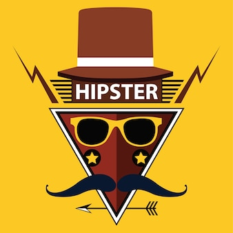 Hipster color style