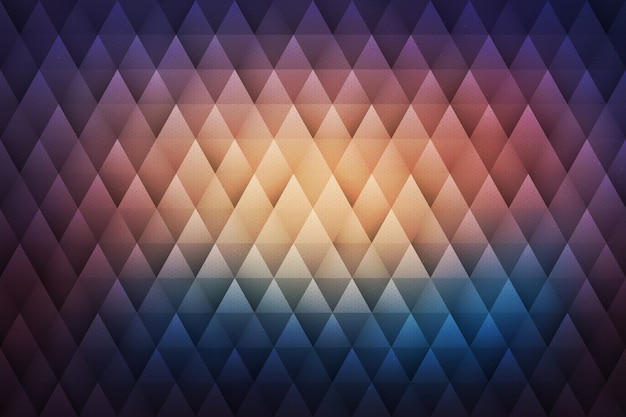 Hipster geometrical abstract background