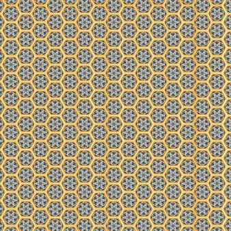 Hive pattern background