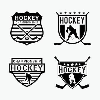 Hockey badges