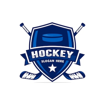 Логотип хоккейного логотипа