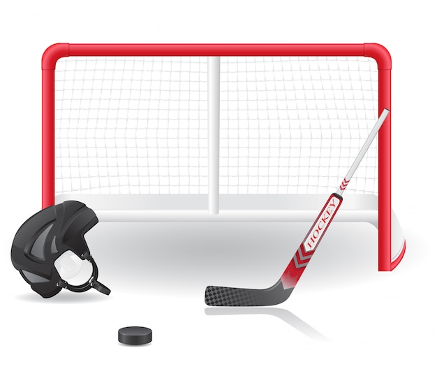 Hockey set.