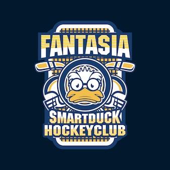 Hockey team logo