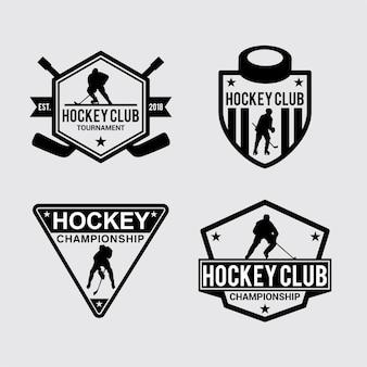 Hockeyバッジ&ステッカー