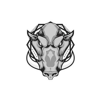 Hog head