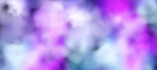 休日の抽象的な青と紫の粉末の煙のデザインの背景。ウェブサイト、挨拶、割引券、挨拶、ポスターデザイン