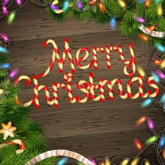 休日のご挨拶とクリスマスカード。