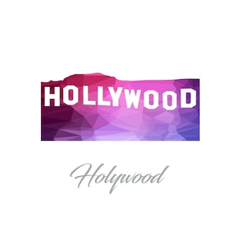 Hollywood, polygonal