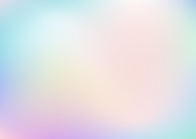Голограмма абстрактного фона.