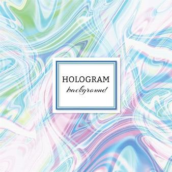 Hologram background