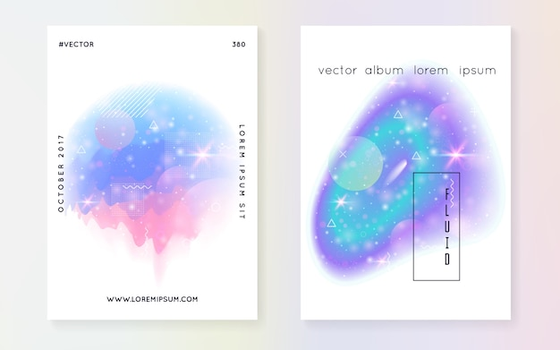Holographic cover set