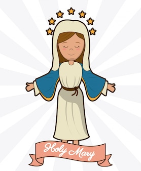 Holy mary ascension belief religion image