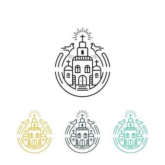 Логотип holylight