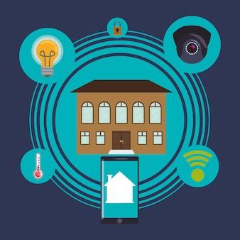 Home automation design