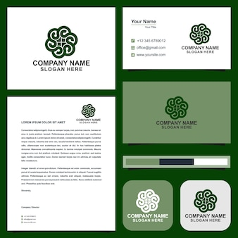Home and business card