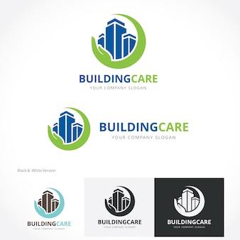 Home care logo template.
