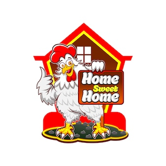 Home chicken