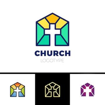 가정 교회 로고