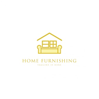 Home furnishing logo
