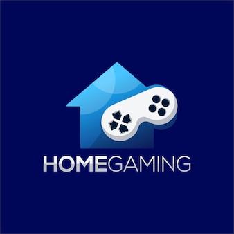 홈 게임 로고 디자인 아이디어