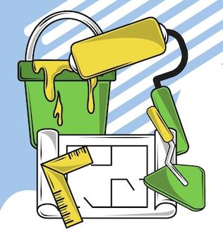 Инструменты для улучшения дома