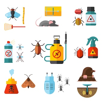 家庭用害虫駆除専門家駆除サービス