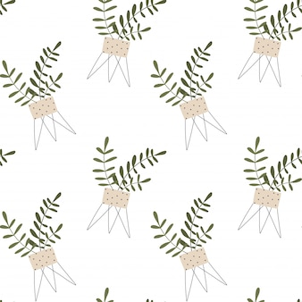 Home plant pattern