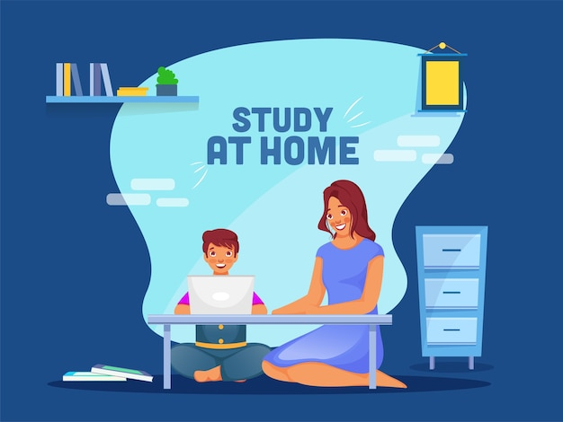 Концепция домашнего обучения