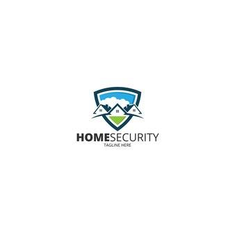 Логотип домашней безопасности