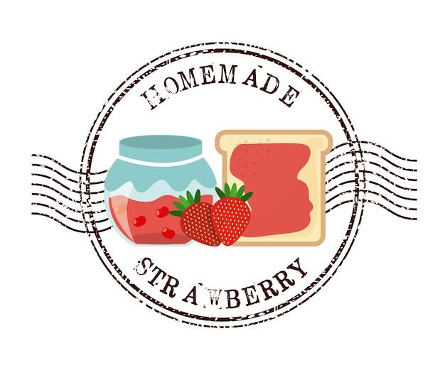 Homemade food design