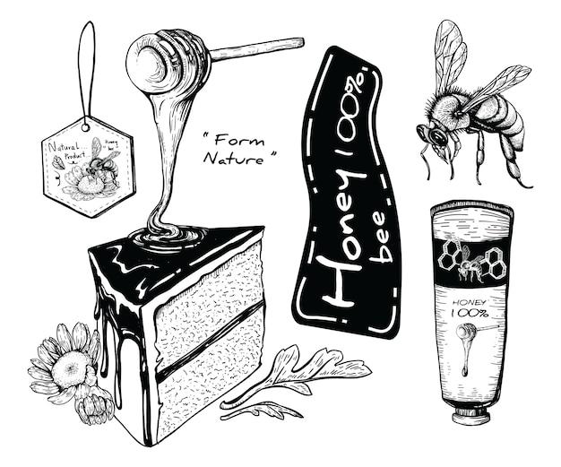 Honey drawings