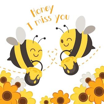 Honey, i miss you