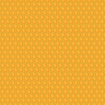 Honey seamless pattern   illustration