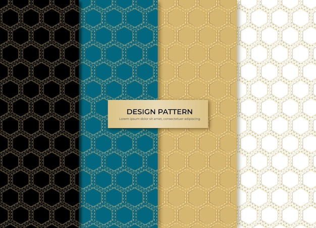 벌집 디자인 패턴 배경
