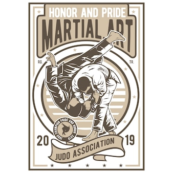 Honor pride martial art