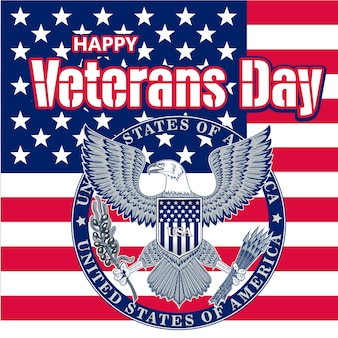 Honoring all who served. veterans day.