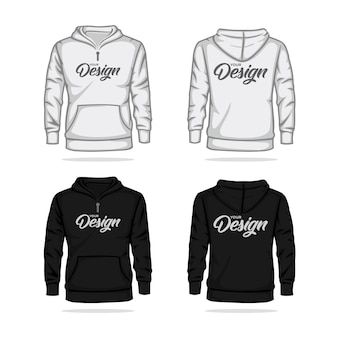 Hoodie Vectors Photos And Psd Files Free Download