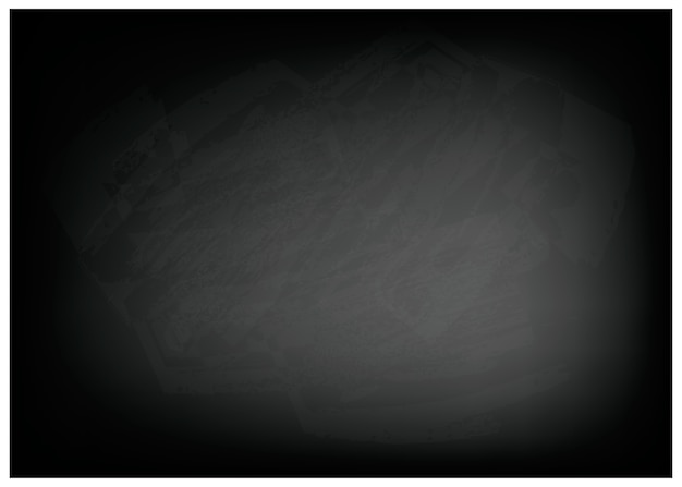 Horizontal texture of the black blackboard background