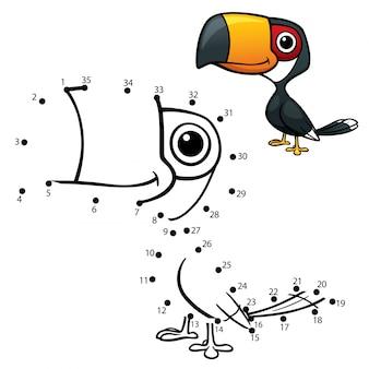 Детская игра точка в точку hornbill