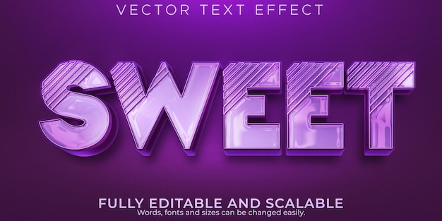 Horror text effect, editable night and scary text style