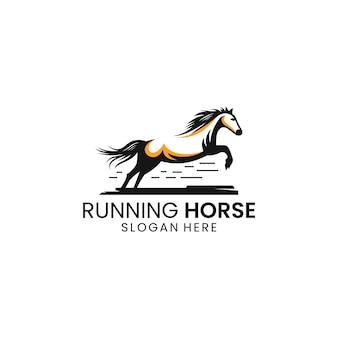 Лошадь логотип