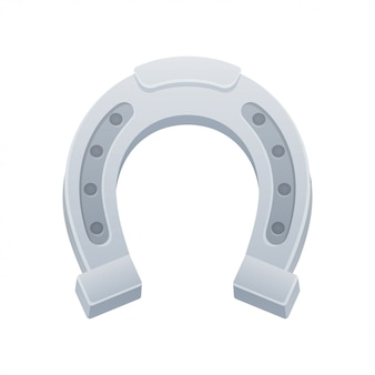 Horseshoe  illustration.